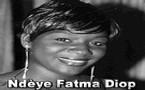 FLASH SUR... Ndèye Fatma Diop