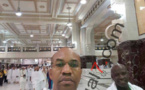 Le directeur général de GFM en pèlerinage à la Mecque El hadji Mamoudou Ibra Kane