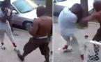 Vidéo - Un père boxeur donne de violents coups à son fils qui