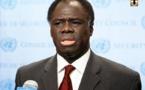 Vidéo- Déclaration de Michel Kafando ce mercredi 23 septembre à Ouagadougou