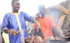 Tabaski 2015 : L'ambiance chez Wally Ballago Seck (VIDEO)