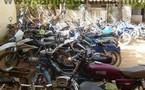 OPERATION COUP DE POING A TAMBA: 73 motos, 15 véhicules particuliers et 11 calèches mis en fourrière
