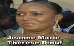 FLASH SUR... La femmes de robet Sagna, Jeanne Marie Thérèse Diouf