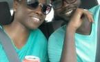 Photos – Aminata Ndiaye, chroniqueuse dans Yeewu Leen, est devenue Mme Sarr