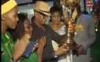 Vidéo: El-Hadji Diouf accueille les lionnes de basket à l'Aéroport Léopaul Sédar Senghor.Regardez