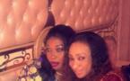 Sokhna Ouly Kebe, la seconde femme de Serigne Bass, en toute intimité avec Inna Diawara