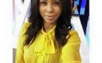 Le selfie de Léa Soukeyna Ndiaye dans le studio de TFM