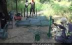 Boko Haram : une usine de rockets?