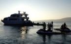 Plus de 300 réfugiés dissimulés dans un yacht