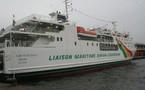 """Liaison maritime « Dakar-Ziguinchor » : Voyage de test et de livraison réussi pour le bateau """"Aline Sitoë Diatta"""""""