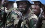 Mission de maintien de la paix en Centrafrique: 300 casques bleus sénégalais en renfort