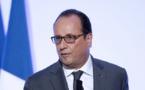 François Hollande : « Nous devons montrer notre solidarité avec un pays ami,