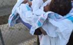 Un bébé enterré vivant sauvé par la police