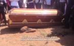 Vidéo - Un cercueil volant fait 1 mort dans un village... Regardez