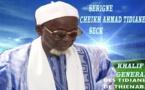 Le khalife de Thiénaba invité à prier pour « une paix durable »