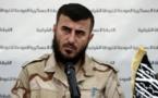 Le chef de Jaïch al-Islam, Zahrane Allouche, tué dans un raid près de Damas