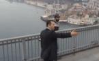 Quand le président turc sauve un jeune suicidaire devant une kyrielle de caméras de télévision