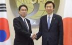 """Accord historique entre la Corée du Sud et le Japon sur les """"femmes de réconfort"""""""
