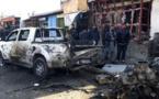 Attentat suicide dans le centre de Kaboul