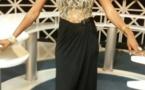 Soumboulou Bathily en mode sexy le jour du réveillon de la Saint-Sylvestre