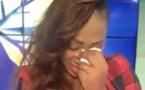 Vidéo émouvante: Sarah Louyah dit au revoir aux téléspectateurs de Kenkeliba