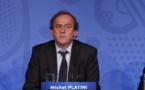 Michel Platini : «Je retire ma candidature»