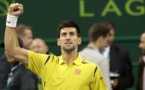 ATP Doha : Djokovic corrige Nadal en finale
