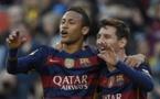 LIGA BBVA : Messi et le Barça bombarde Grenade