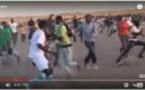 Vidéo: Des footballeurs agressés dans l'aire de jeu à Pire, Regardez: