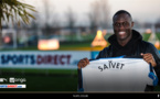 Officiel : Henri Saivet s'envole pour Newcastle !