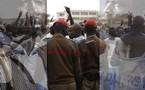DÉGÂTS COLLATÉRAUX DU CHOC BABOYE / GRIS BORDEAUX: Policiers et agresseurs s'affrontent sur l'autoroute