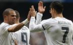Liga BBVA : Le Real s'impose largement face à Gijon mais perd deux membres de la BBC