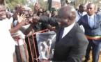La banlieue déroule le tapis rouge à Idrissa Seck