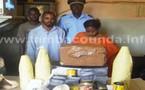 [ PHOTOS ] Fabrication de faux billets au Sénégal: Plus de 100 millions saisis, la soi-disante soeur de George Weah et son copain écroués