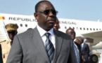 Session de l'Ua : Macky Sall a quitté Dakar pour Addis-Abeba