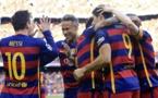 Liga BBVA : Le Barça s'adjuge le choc face à l'Atlético de Madrid