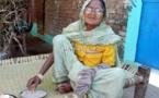 Insolite : Une Indienne de 92 ans mange 1kg de sable par jour