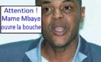 Mame Mbaye Niang défie: « Qui peut prouver que Macky a une double nationalité ? Pour Karim c'est clair »