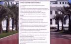Les 15 points de la réforme constitutionnelle de Macky Sall à savoir