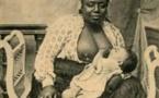 Pendant l'esclavage, les femmes noires servaient aussi á ... regardez