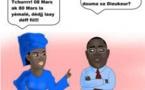 [Humour] Ce que Mareme propose à Macky ce 08 Mars