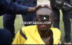 Sauvagerie extrême : un arbitre tabassé comme un voleur par des « supporters » (vidéo)