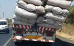 Route Nationale: Comment ce camion a pu passer tous les postes de contrôle de police et de gendarmerie?