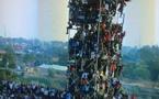 Nigeria : Un stade plein à craquer fait le buzz et alerte la caf !