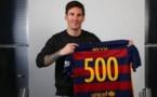 Messi veut son 500e but face au Real