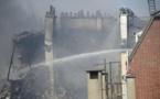 Paris: forte explosion liée au gaz dans le 6e arrondissemen