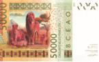 La BCEAO lance un nouveau billet de 50 000 francs CFA, le 30 Avril
