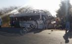 Accident meurtrier à Kaolack: Huit morts dont un chauffeur de bus et son apprenti