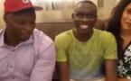 (Vidéo) Ama Baldé et Amanékh chez Pape Diouf