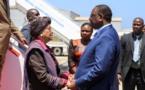 PHOTOS - La Présidente du Libéria a effectué une visite de travail au Sénégal